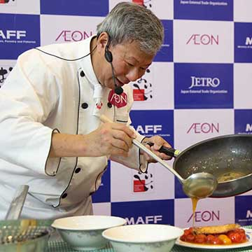 JETRO Japan Food Fair