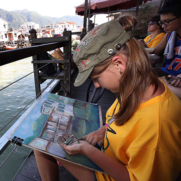 Young Artists Development Foundation (ICPC+ HK Youth Painting Day)
